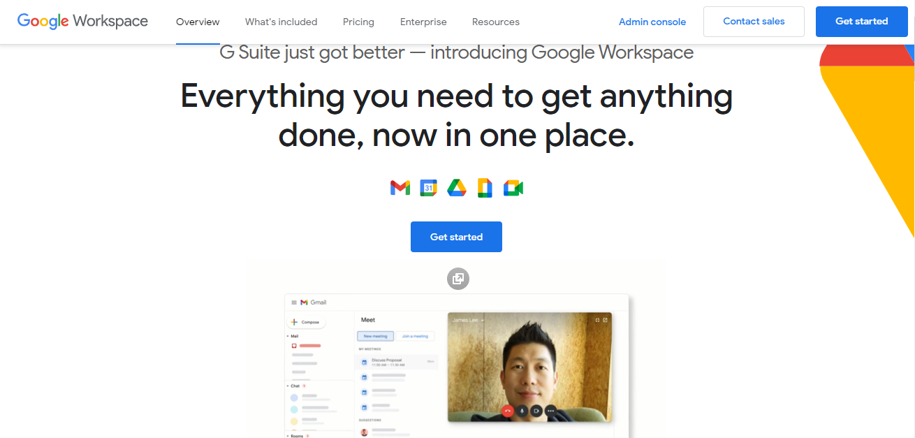 google workspace review with jacob chikaike
